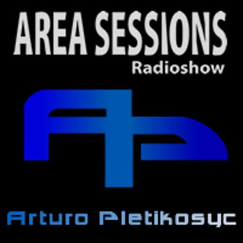 Arturo Pletikosyc@Area Sessions 043 - Guest Mix: Arturo Pletikosyc (08-06-14) Extended Progressive