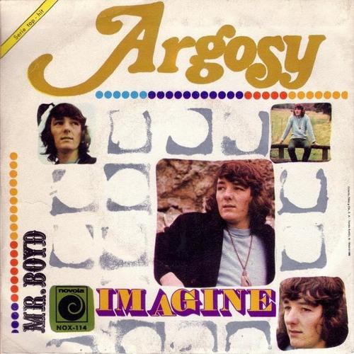 Roger Hodgson (Argosy) - Mr. Boyd