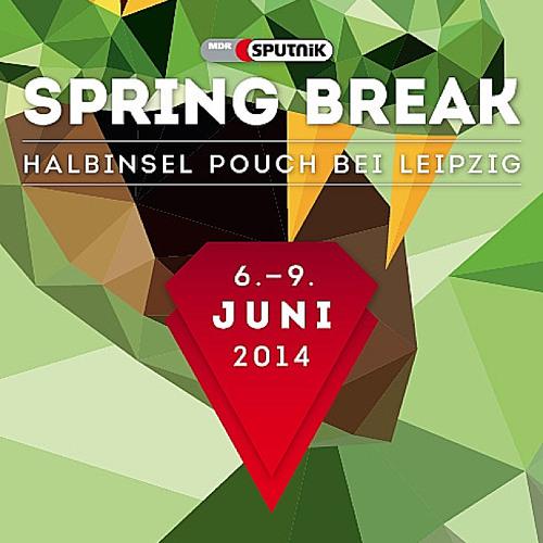 OSTBLOCKSCHLAMPEN - SPUTNIK SPRING BREAK FESTIVAL 2014 (SET / HQ)