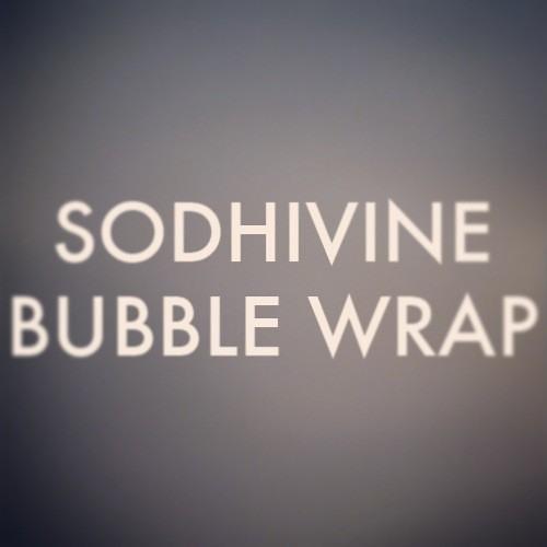 Bubble Wrap by Sodhivine