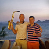Syntheticsax & Dj Sandr - Sail & Fun Trophy (live mix in Greece 2014)