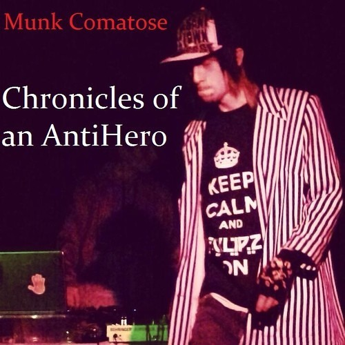 Chronicles of an AntiHero EP