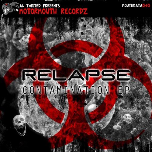 Relapse - Violent Garbage (Motormouth Recz / MOUTHDATA 040)