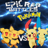Pichu Bros vs Plusle & Minun. Epic Rap Battles of Pokemon 4.