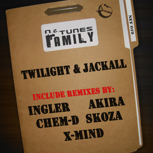 Twilight & Jackall - N.e.Tunes Family (Chem D Remix)