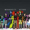 - Mekakucity Actors -「daze」- Lyrics Ver. - (versión Full) HD