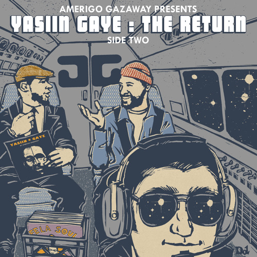 Yasiin Gaye - Living for The Funk feat. Toshi