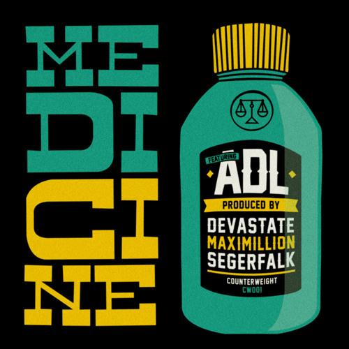 "ADL - ""Medicine"" (prod. by Devastate & Segerfalk)"