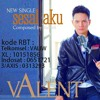 """New Single """" SESAL AKU, song/lyric : Valent, Arr : Oghie , Valent, String : Gita R, Producer: Valent, Distribution : Aquarius Musikindo, Now available on iTunes Store, Ring Back Tone, Check the video on Youtube at #sesalaku #valent #pop #aquariusmusikindo"""