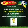 NRadio/ Coupe du Monde de Football - Annick et la déco de sa maison