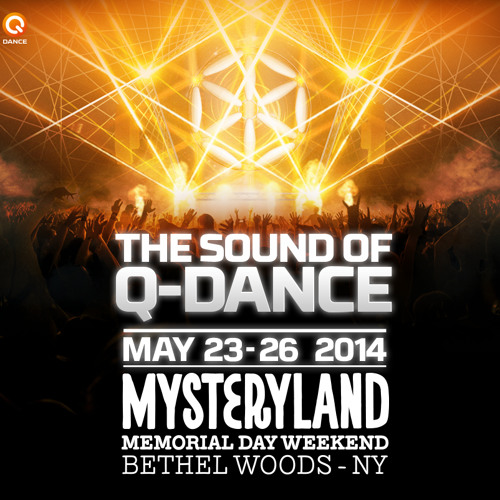 The Sound Of Q-dance @ Mysteryland USA | Day 1 | Audiofreq