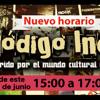 Código Indie¬ Spot Nuevo Horario (Estreno)