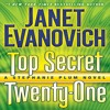 Top Secret Twenty-One: A Stephanie Plum Novel, Book 21 by Janet Evanovich, Narrated by Lorelei King