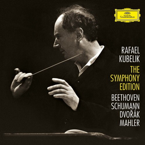 """Kubelik conducts Dvořák's Symphony No.9 in E minor, Op.95 """"From the New World"""" 4. Allegro con fuoco"""