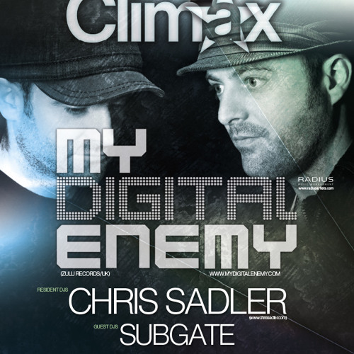 MY DIGITAL ENEMY @ ROXY - 31.5.2014 (CLIMAX)