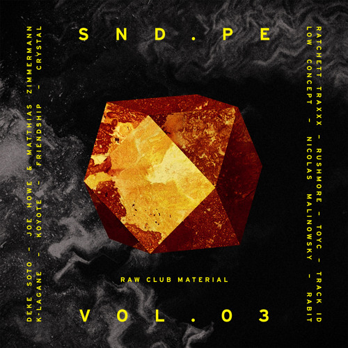 "RUSHMORE — ""Evertrack"" (from SND.PE VOL.03)"