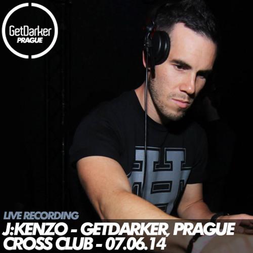 J:Kenzo - Recorded Live at GetDarker in Prague - 07/06/14