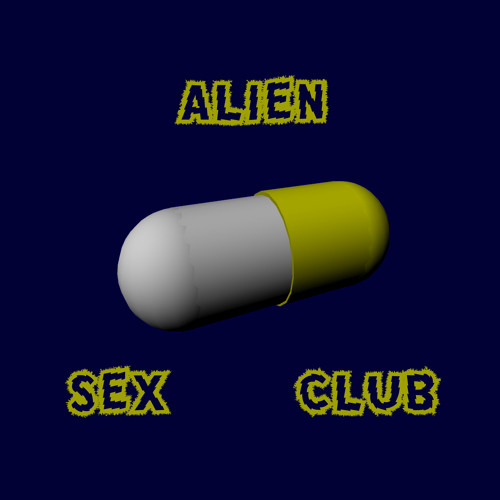 Living In An Alien Sex Club