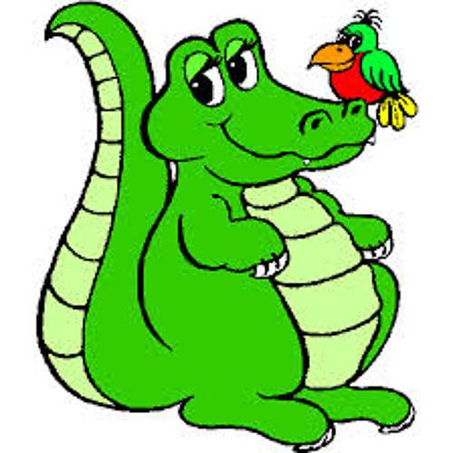 Картинки крокодила для девочки