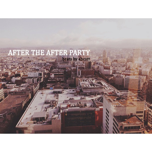 After The After Party - Schoolboy Q ft. The Weeknd Type Beat