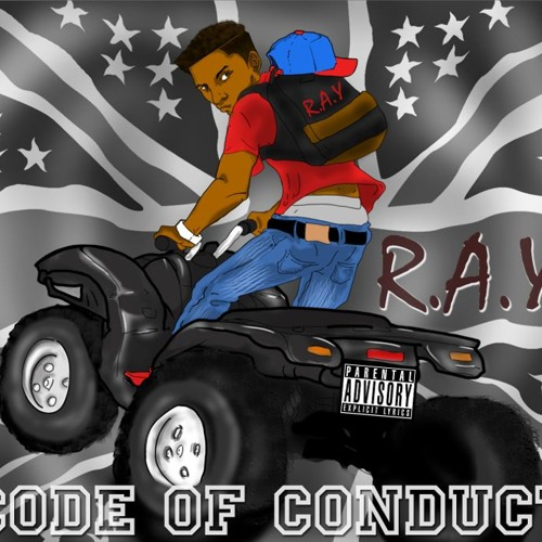 R.A.Y - Turn Up ft Young Fatz (Code Of Conduct)