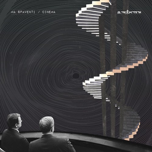 Ma Spaventi - Cinema (Splattered vinyl)