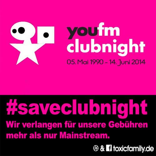 07-06-2014 - Die letzte YOUFM Clubnight Studioausgabe (komplett)