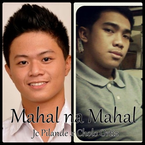 Mahal na Mahal (Cholo Ortiz on Guitars ) (cover)-JC Pilande