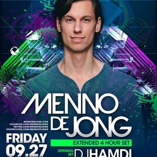 Menno de Jong Live at Sullivan Room, New York (23-09-2013)