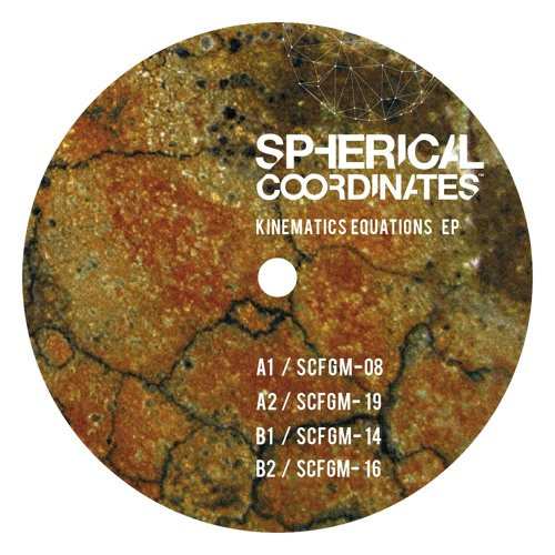 Vector Projection EP by Spherical Coordinates on Amazon