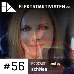 schNee | As your attorney, I advise you to take this | www.elektroaktivisten.de Podcast #56
