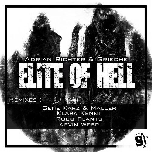 Adrian Richter & Grieche - Shiatsu (Original Mix) cut Out Now On Elite Of Techno