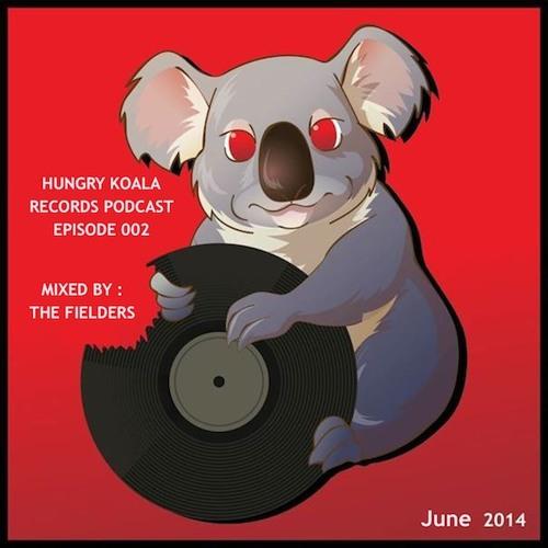Koalacast Episode 002 : Mixed By The Fielders