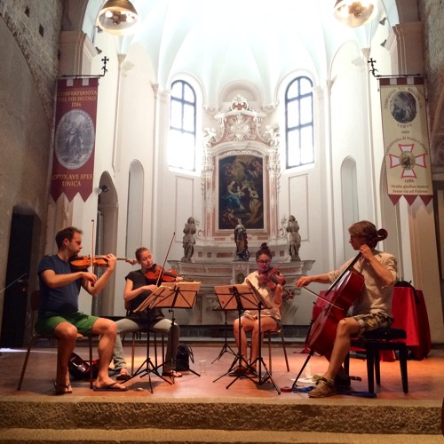 Puccini: Crisantemi - Cervo Chamber Music 2014