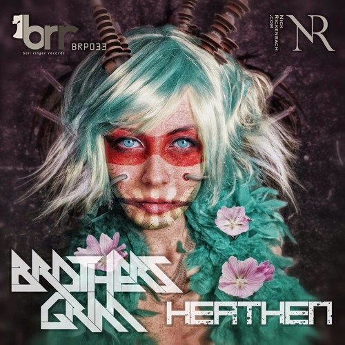 BRP033 - HEATHEN by BROTHERS GRIM (Original/ Master) *Bass-ship Exclusive*