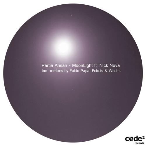 Partia Ansari - Moonlight ft. Nick Nova (Original Mix) [Code2 Records]