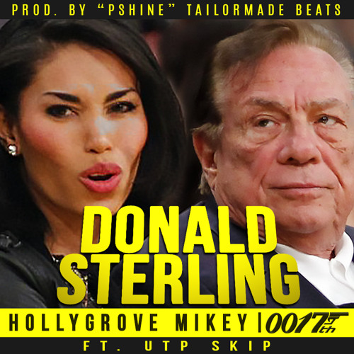 Hollygrove Mikey feat. UTP Skip - Donald Sterling