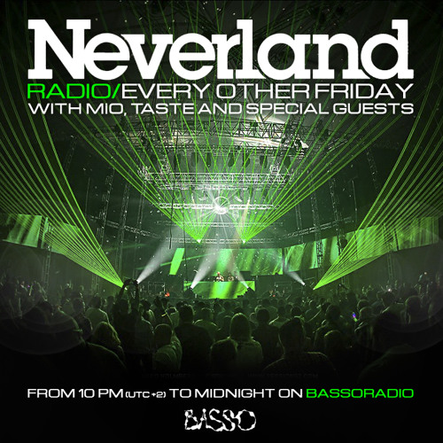 Guest Mix For NEVERLAND RADIO!
