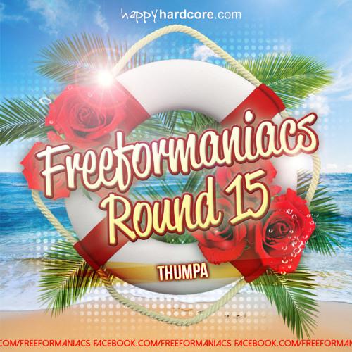 Thumpa Freeformaniacs Show 12/06/14 (Hardtek / Tribe Special)