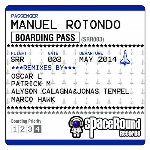 Manuel Rotondo - Boarding Pass (Oscar L Remix)