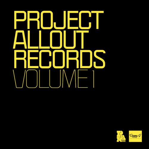 Project Allout Records Volume 1 OUT NOW ON JUNO