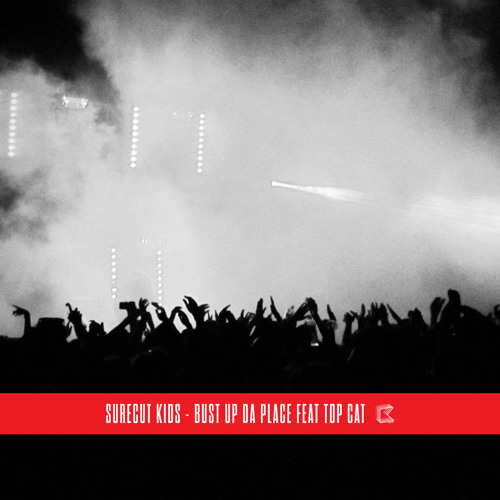 'Bust Up Da Place (Lefty Remix)' - Surecut Kids feat. Top Cat