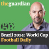 World Cup Football Daily: Lucky Brazil Squeeze Past Croatia