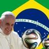 As 3 lições de Francisco para uma Copa 'de Solidariedade'