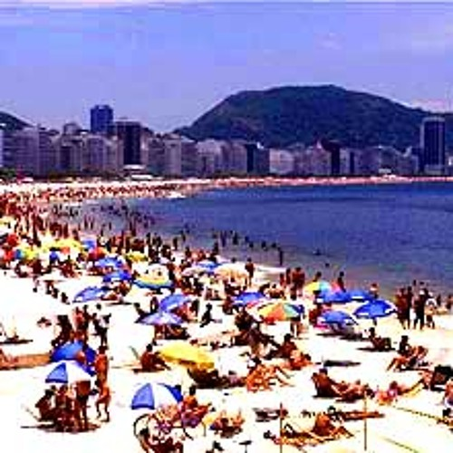 2010.07.29 Copacabana Mix by nishimura michio