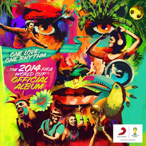 Shakira La La La World Cup 2014 By Faelcon