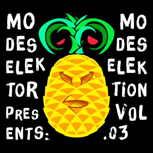 "Modeselektion Vol. 03 - 13 Illum Sphere ""Bullet"" (MTR045) Out June 27, 2014"