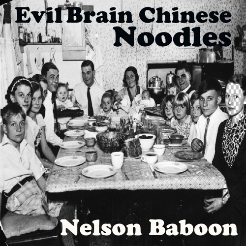 Nelson Baboon - The Dog Of Screams