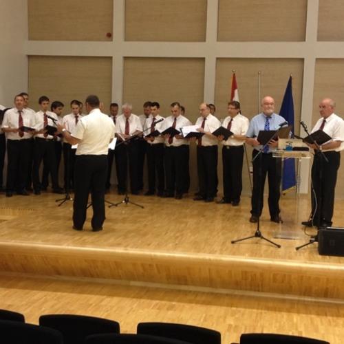 Split Physician's Choir at Medicinski Fakultet u Splitu