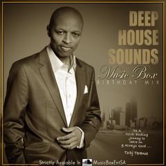 Dj Terance B Day  Tribute By DJ Vinny Da Vince 002 (Deep House Sounds)